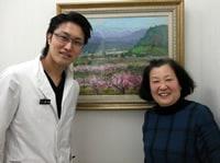 女性患者さんとドクター